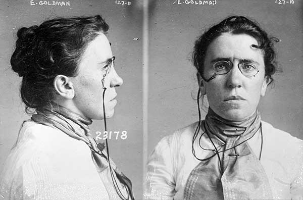 """""""Apostle of Anarchy:"""" Emma Goldman's First Visit to Winnipeg in 1907"""